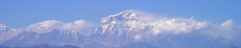Dhaulagiri Himal Nepal