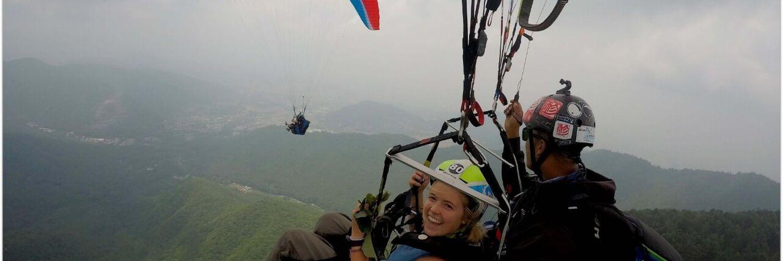 Paragliding Kathmandu Nepal