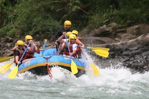 Bhote Koshi White Water Rafting in Nepal
