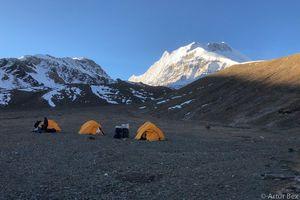 Camp Trek in Dhaulagiri