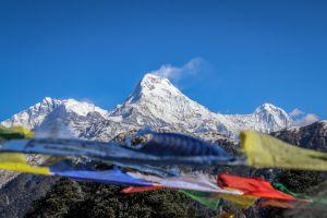Annapurna Narchyang Nepal by samrat-khadka